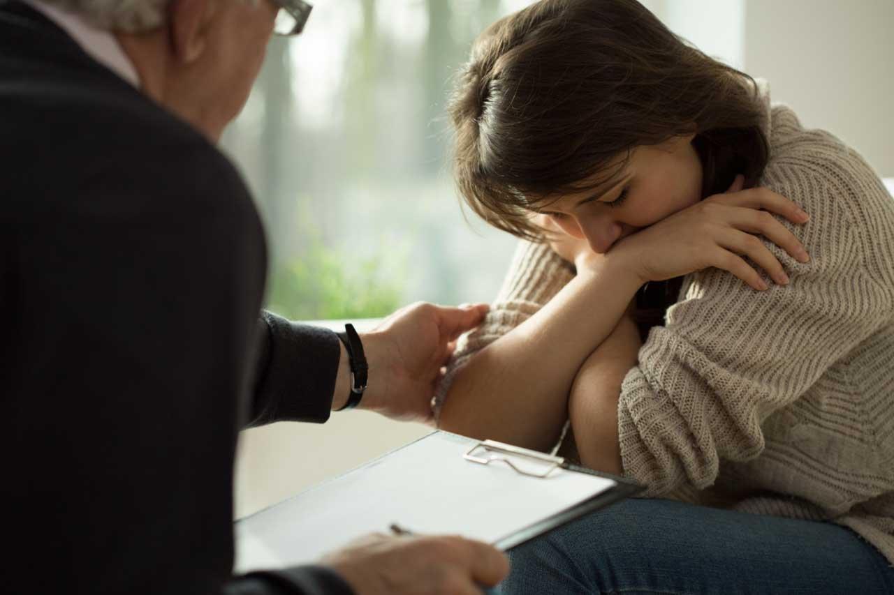 Therapie in einer Burnout Klinik