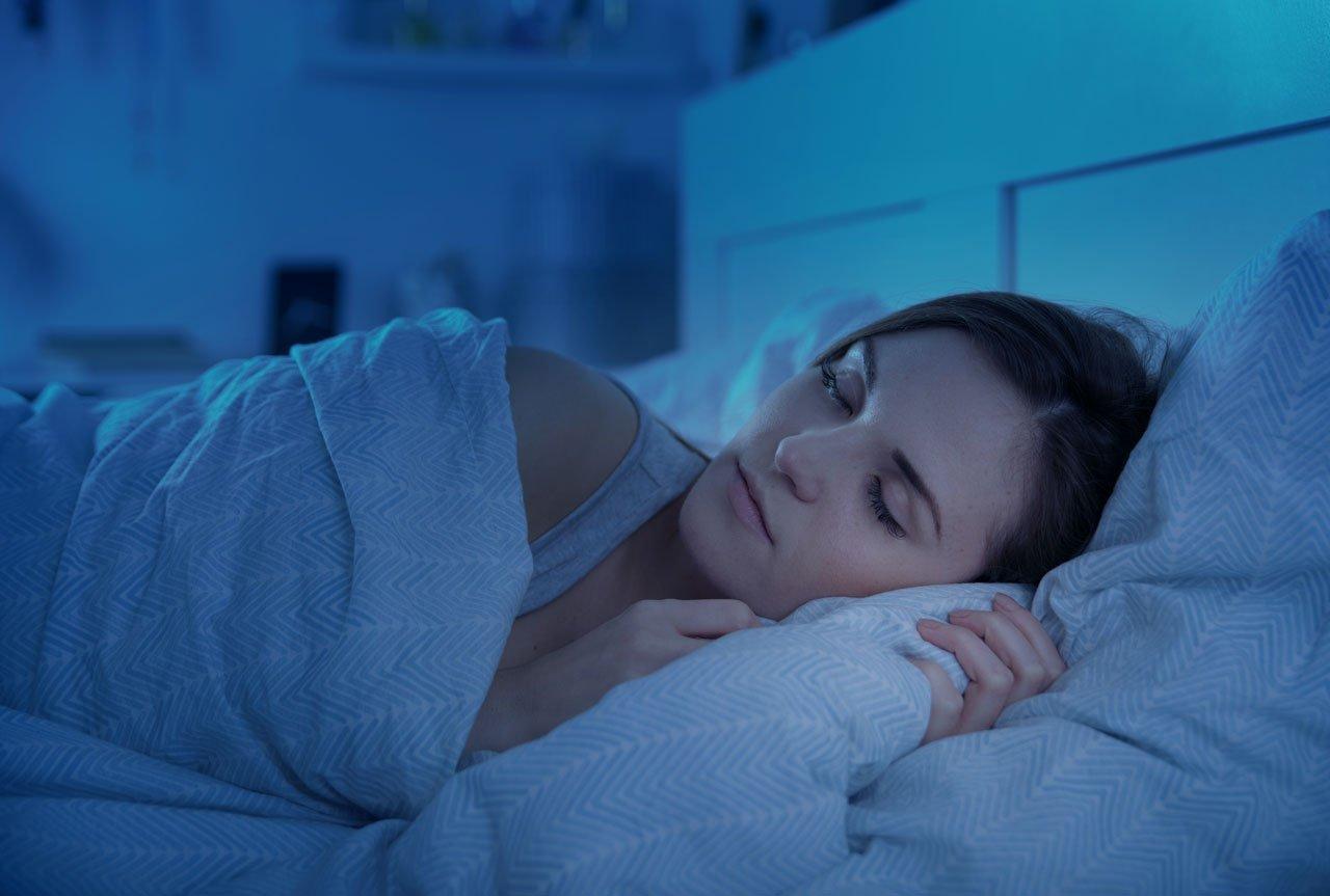 Erholsamer Schlaf entsteht durch die richtige Umgebung.
