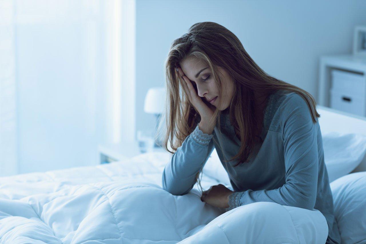 Viele Krankheiten entstehen durch zu wenig Schlaf.