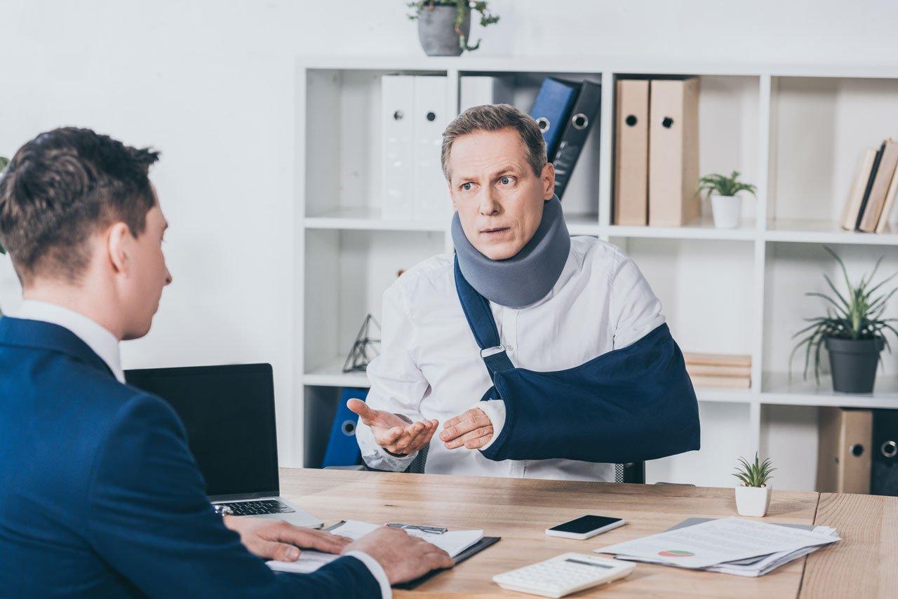 Arbeitgeber können Arbeitnehmer während der Arbeitunfähigkeit kontaktieren.