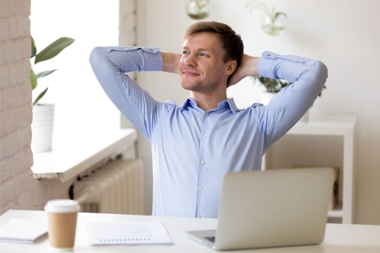 Gleitzeit kann positive Auswirkungen auf die Gesundheit der Mitarbeiter haben.