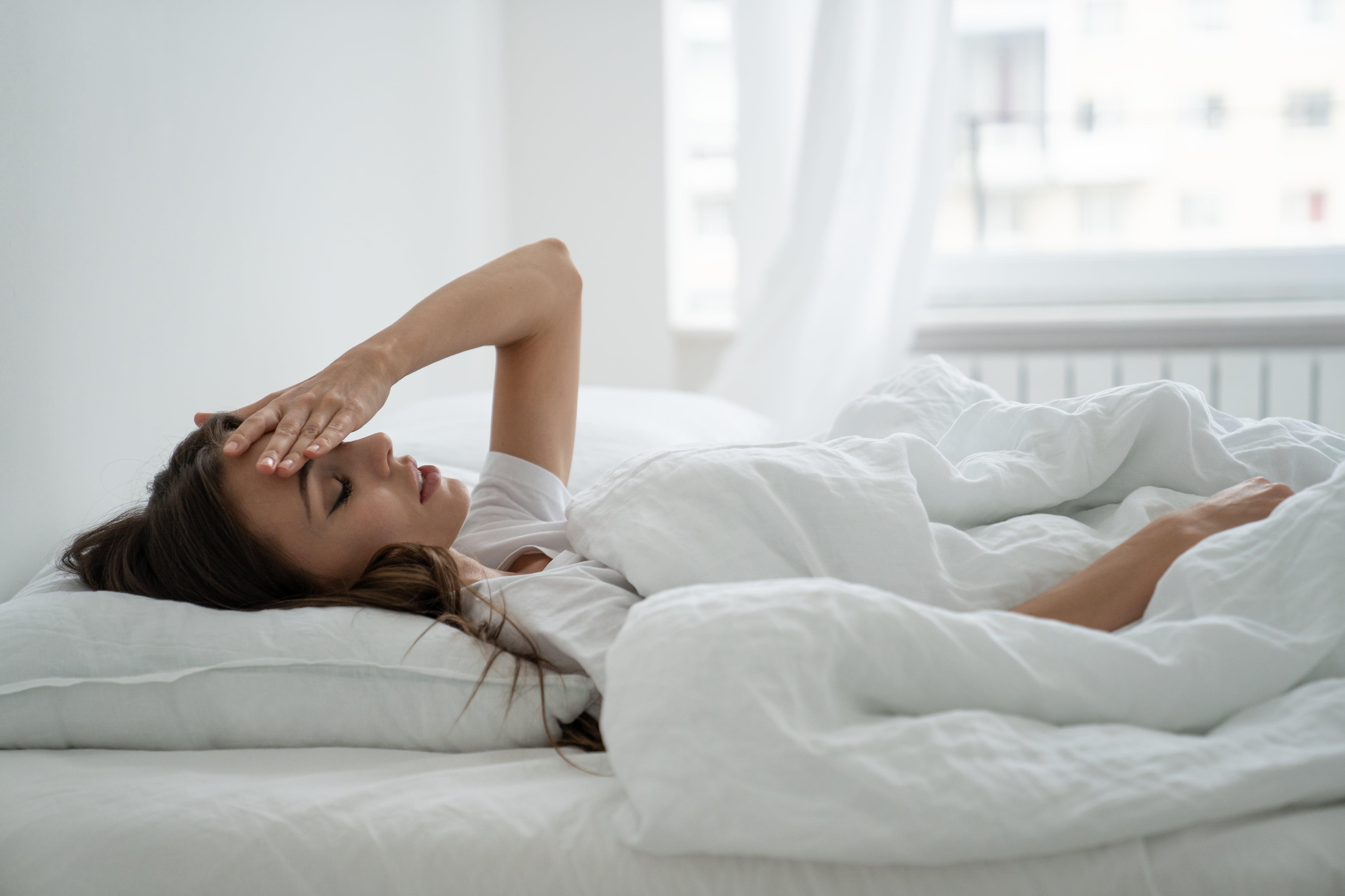 Kopfschmerzen und Müdigkeit als Anzeichen für Bluthochdruck