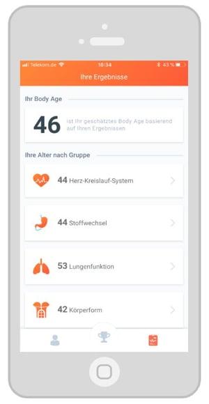 Body Age App