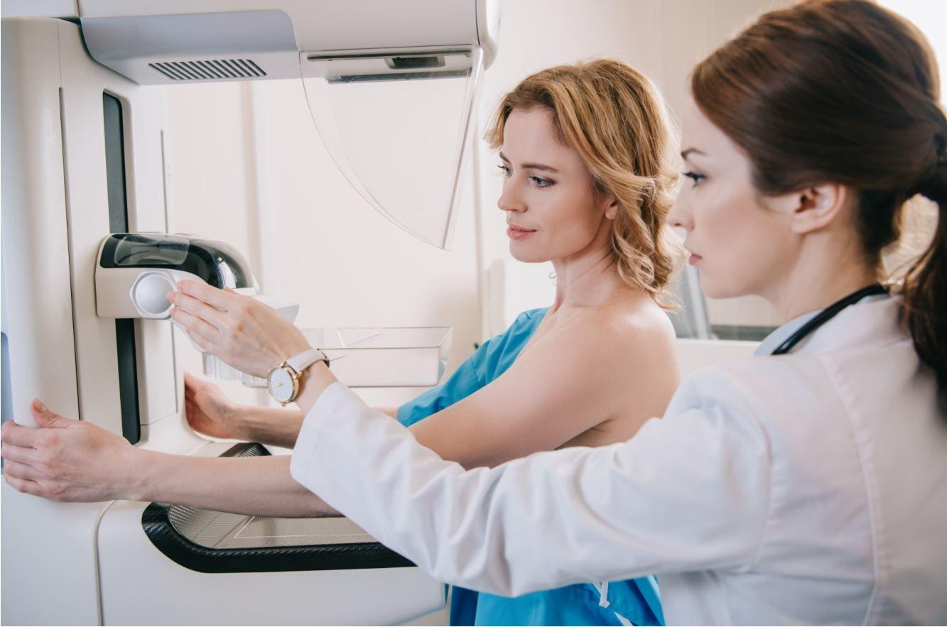 Brustkrebs_Mammografie