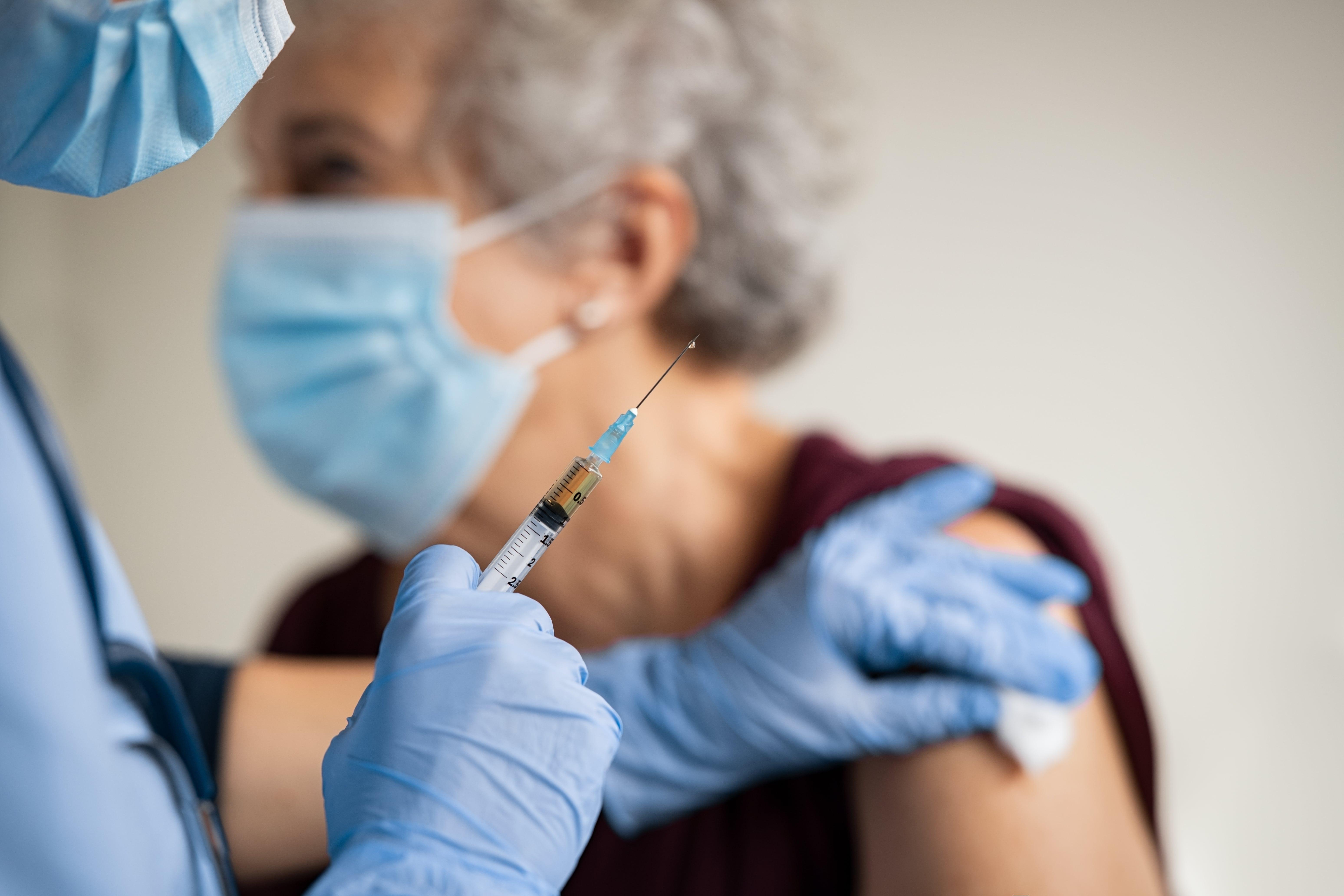 Risikogruppen haben Vorrang bei der Corona-Impfung
