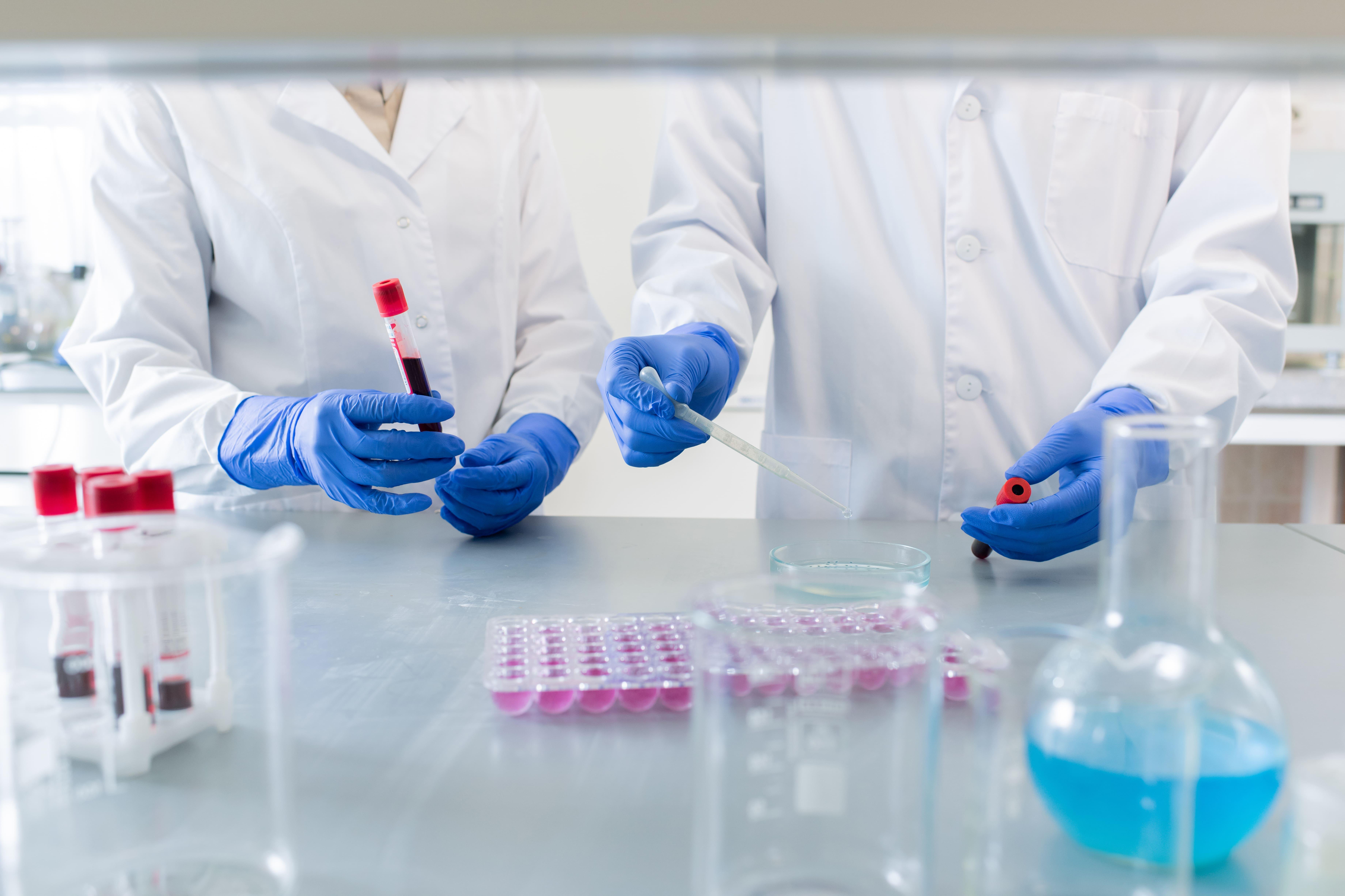Die Entwicklung neuer Impfstoffe schreitet voran