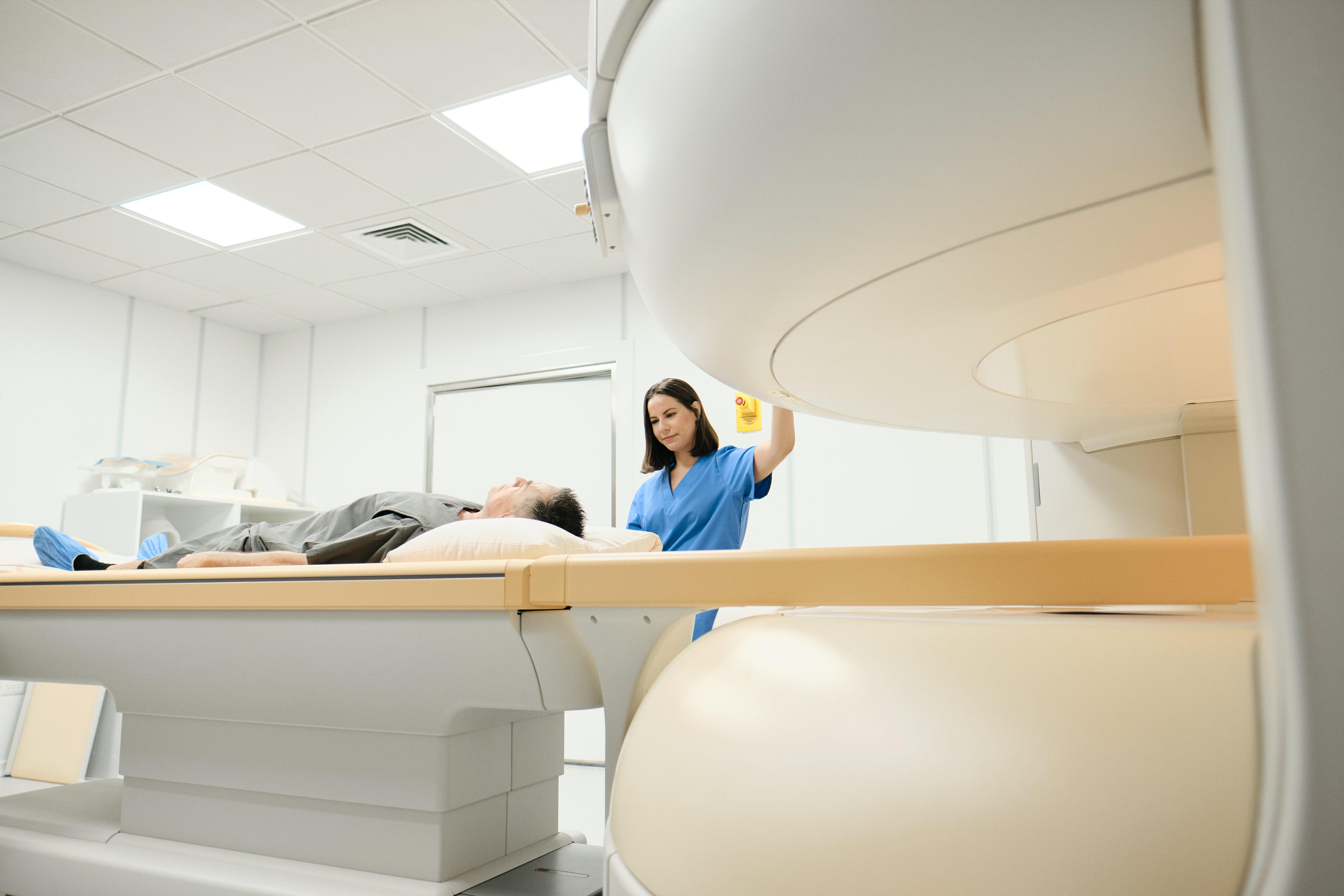 MRT als Diagnostik-Methode