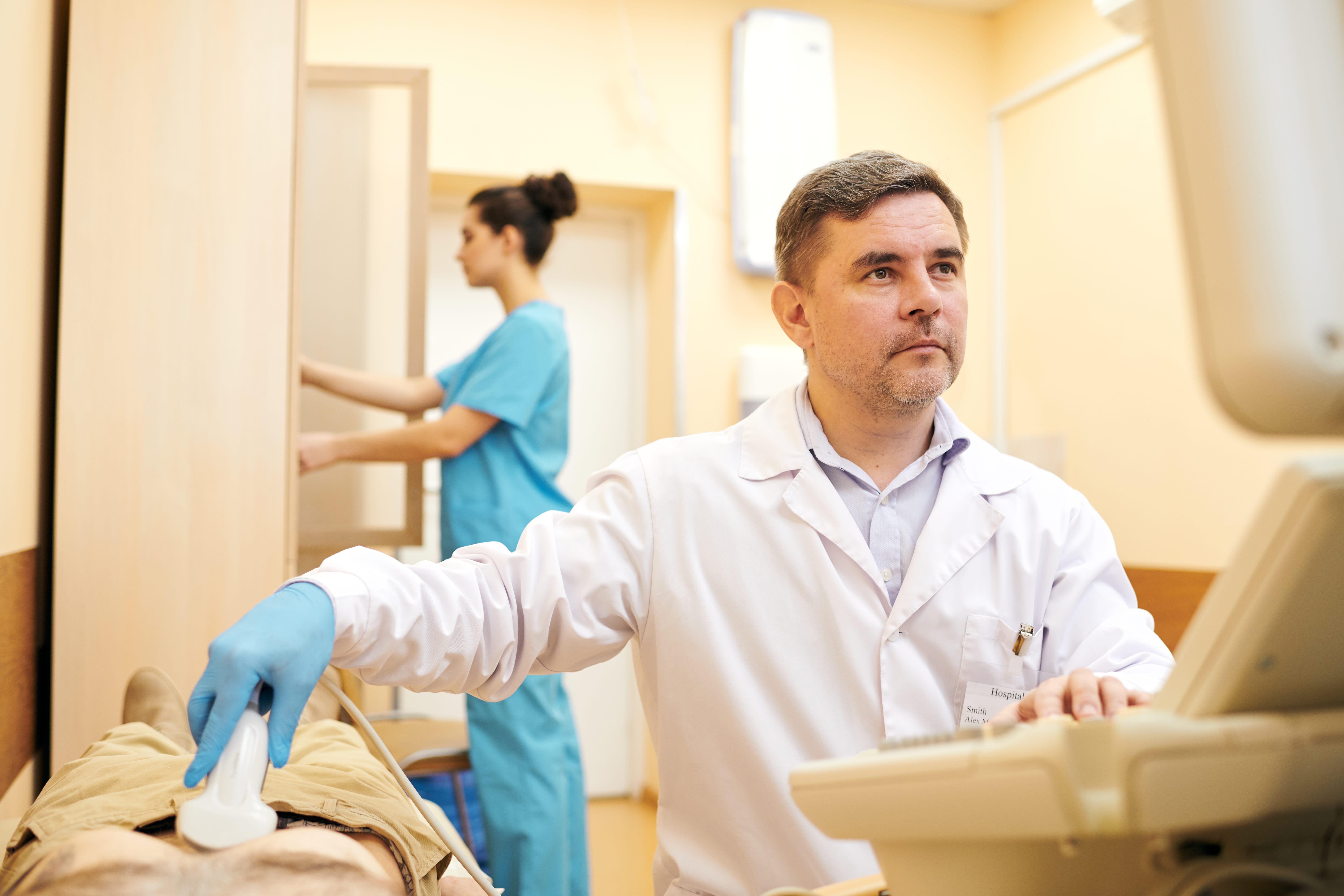 Regelmäßige Darmkrebs Früherkennungsuntersuchung
