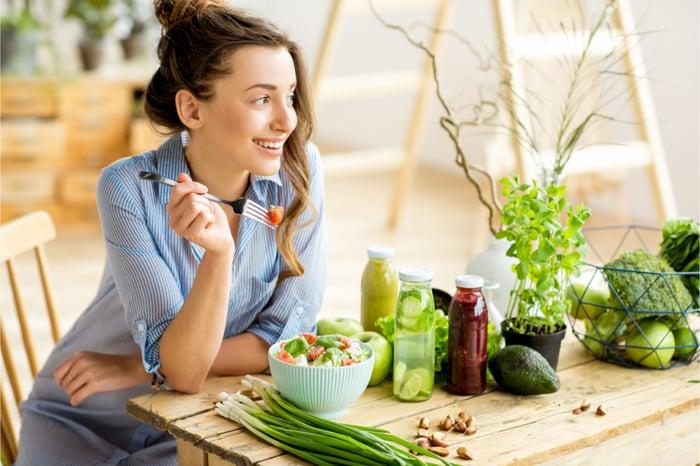 Gesunde Ernährung ist essenziell für ein funktionierendes Immunsystem.