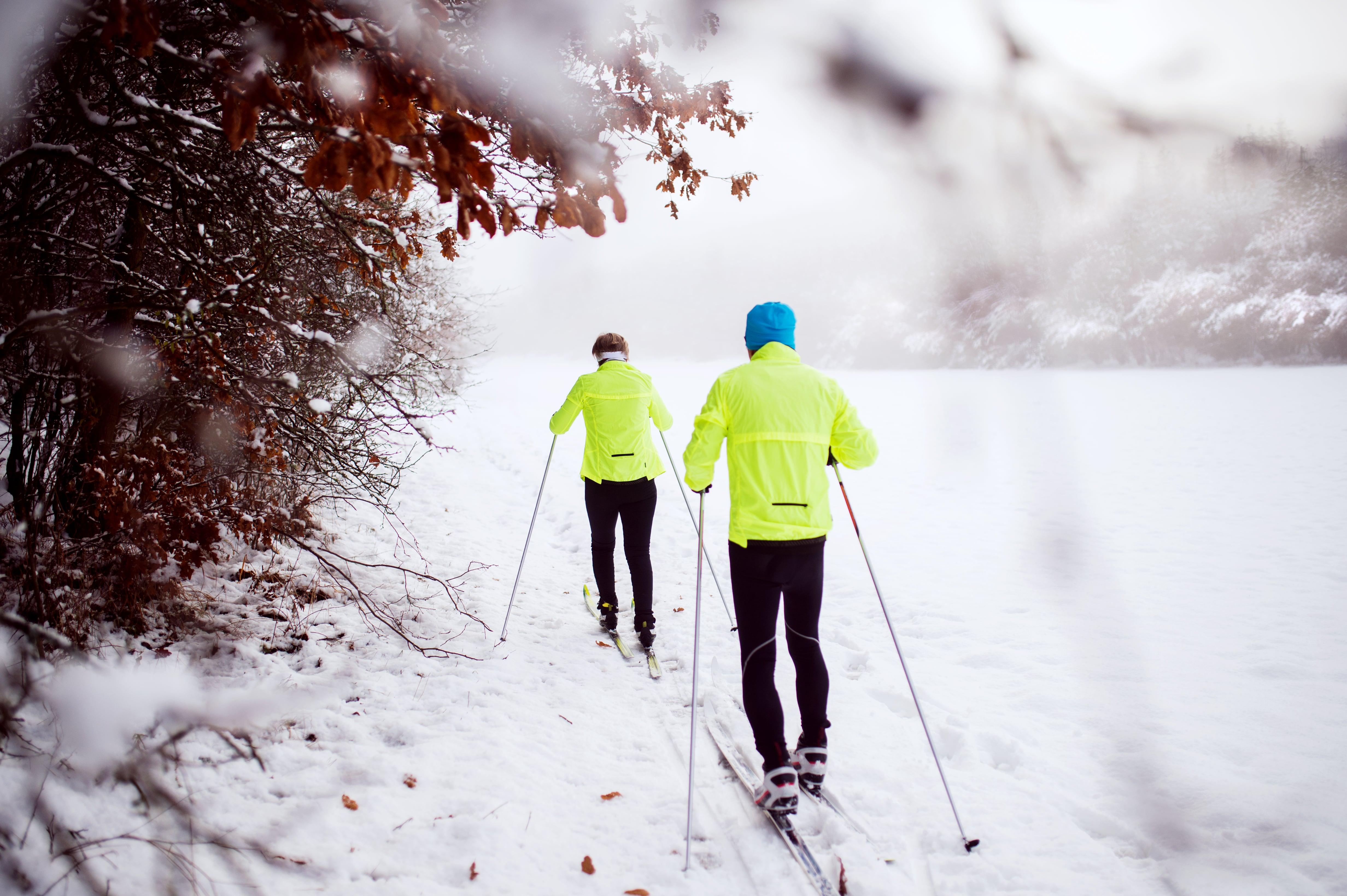 Skilanglauf als Alternative zum Joggen im Winter