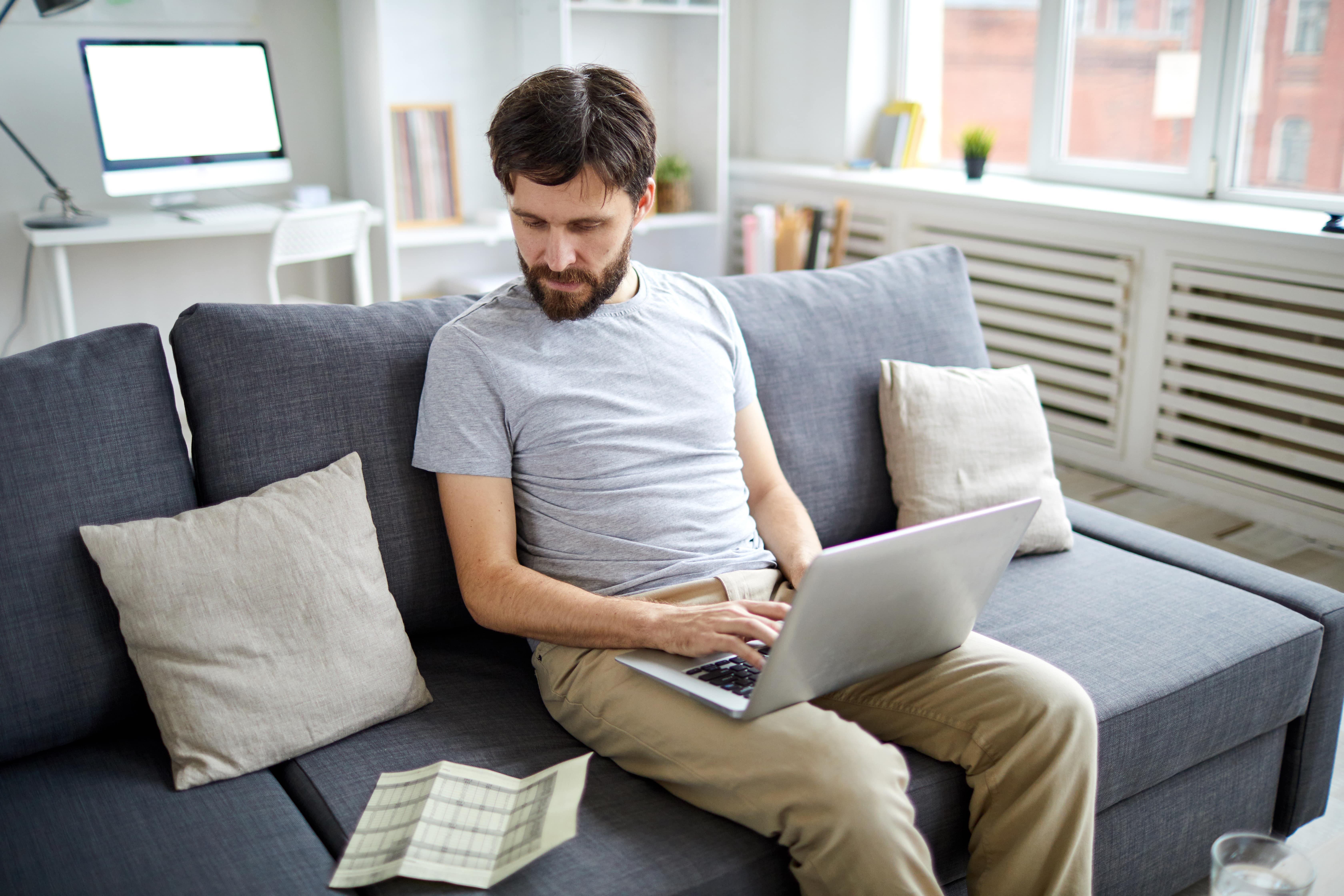 Ein fester Platz im Home-Office ist wichtig