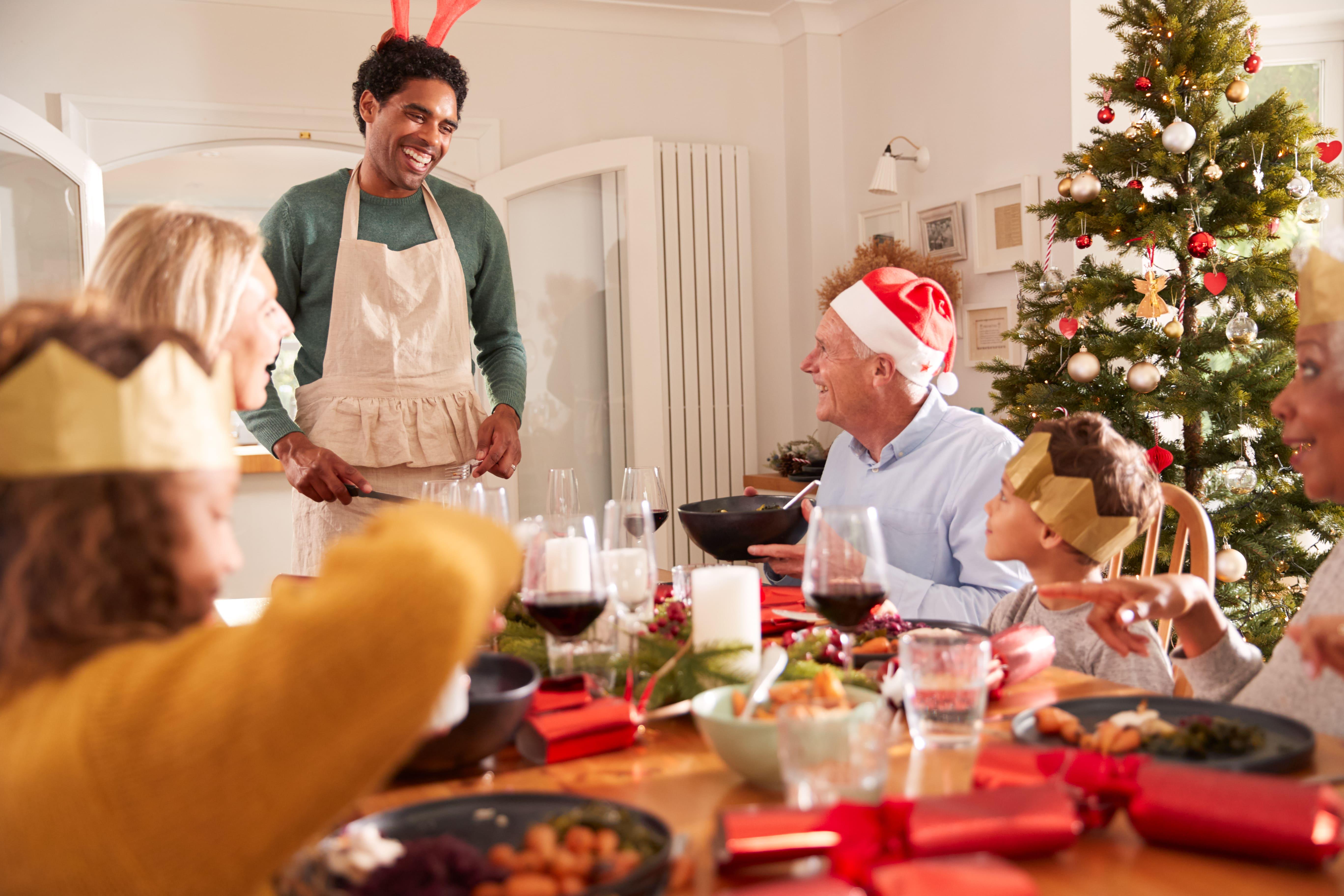 Erwartungen zu reduzieren hilft dabei das Fest genießen zu können
