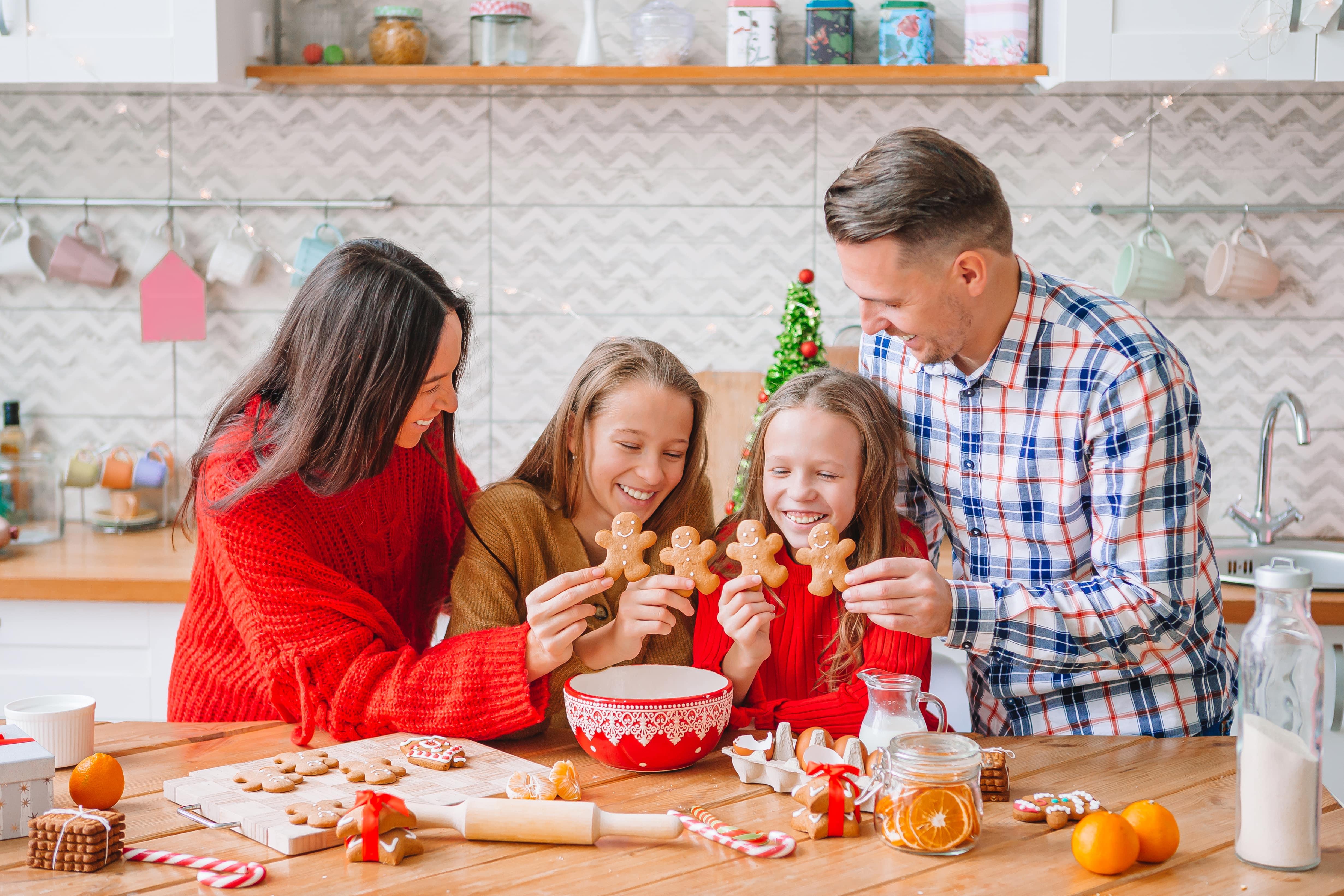 Gemeinsame Zeit an Weihnachten verbringen