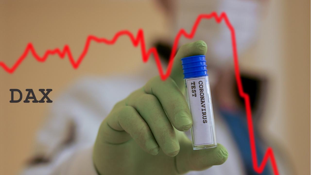 Auch die Wirtschaft leidet unter dem Coronavirus.