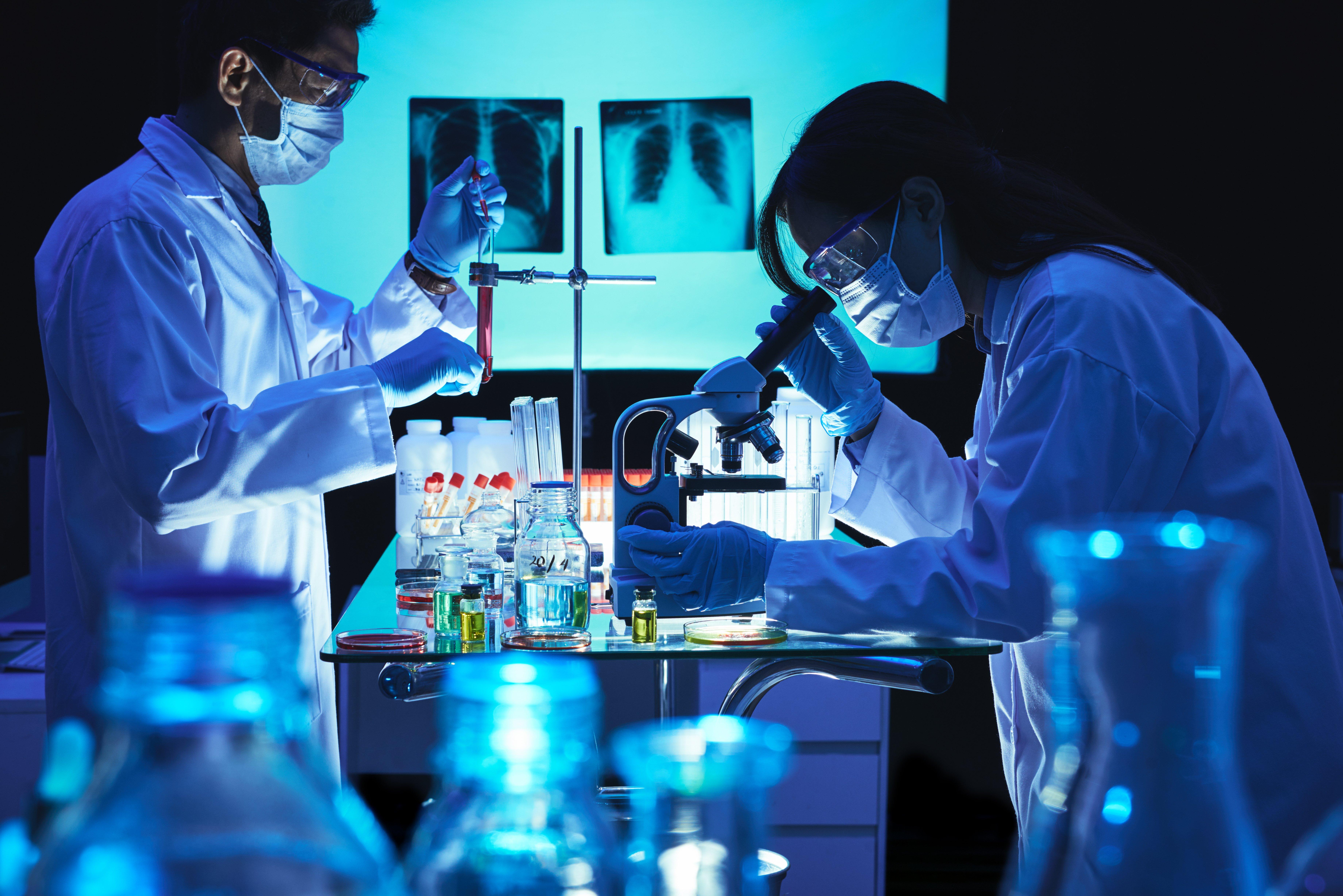 Corona-Impfstoff Forschung