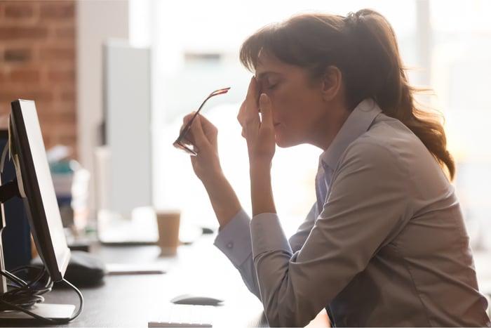 Die mentale Gesundheit am Arbeitsplatz wird immer wichtiger.