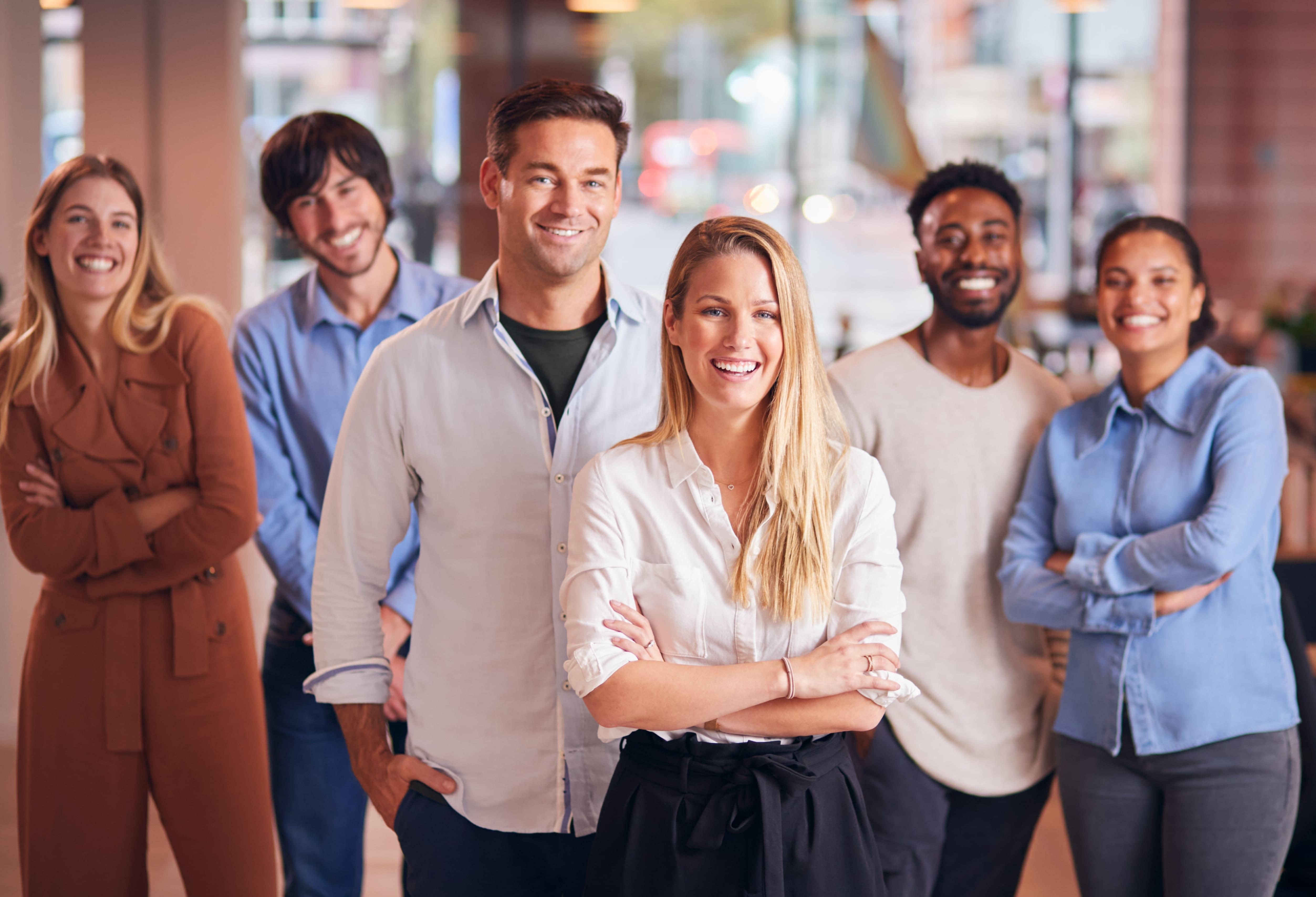 eine gesunde Unternehmenskultur