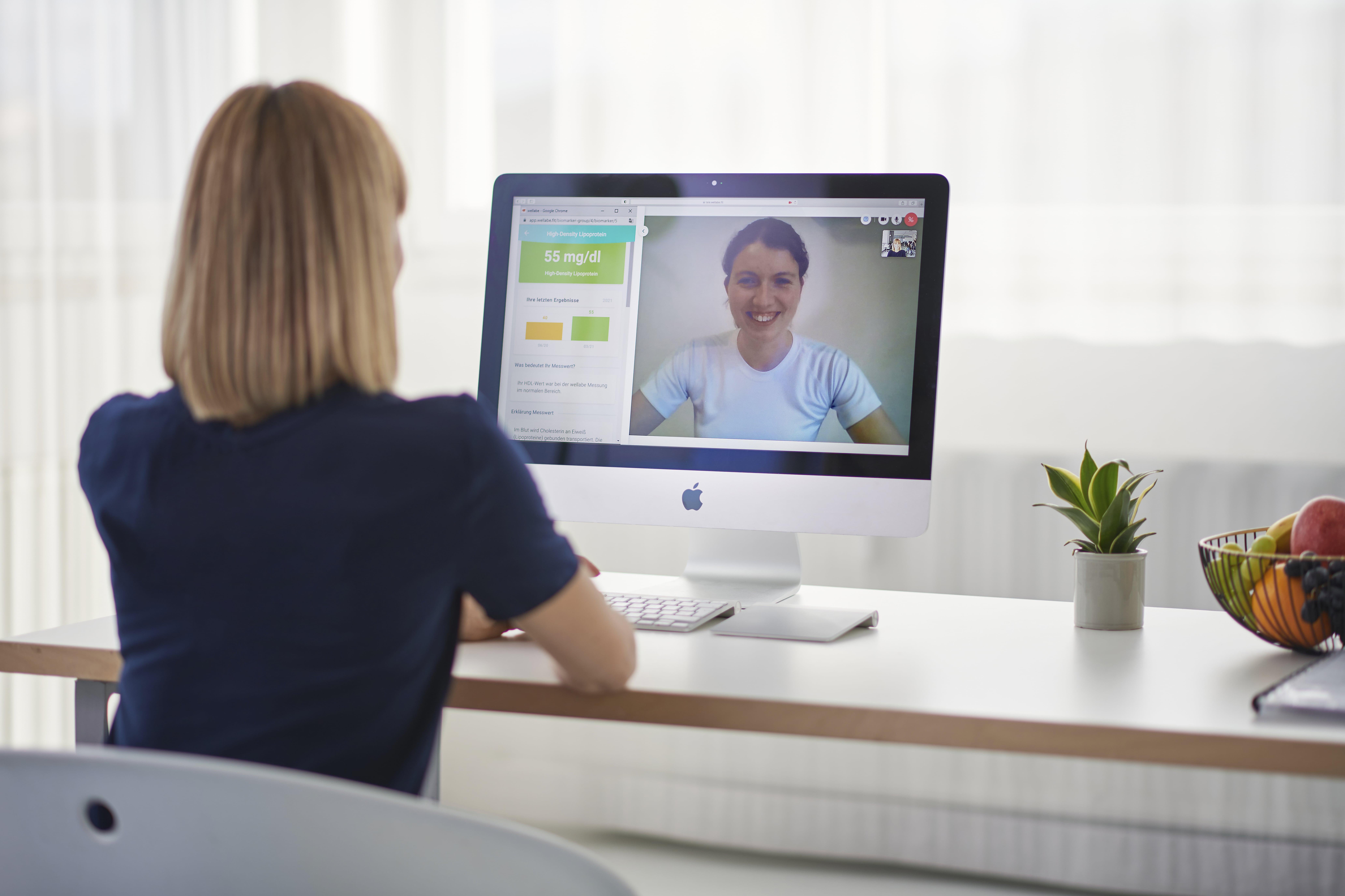 Online-Gesundheitsberatung