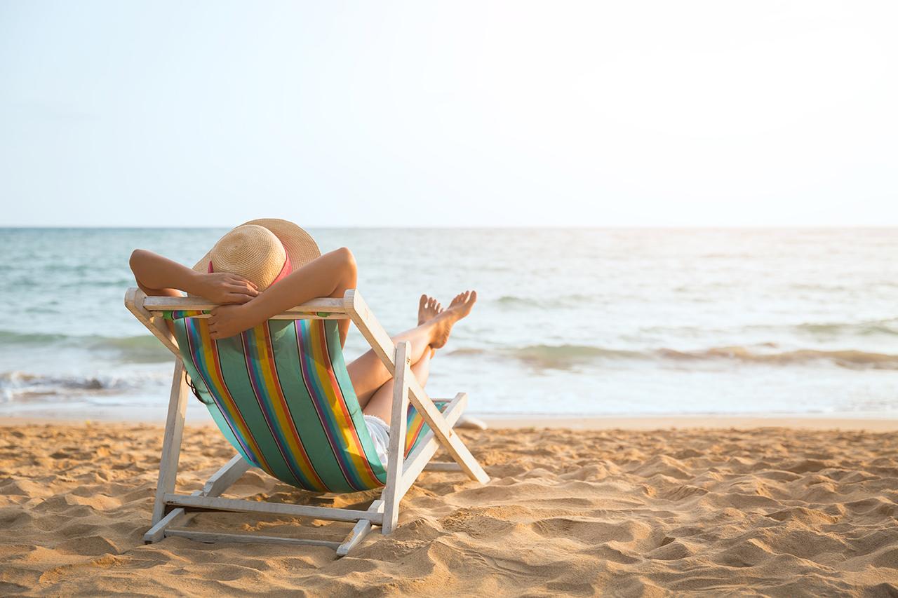 Bezahlter Urlaub ist das Recht jedes Arbeitnehmers.
