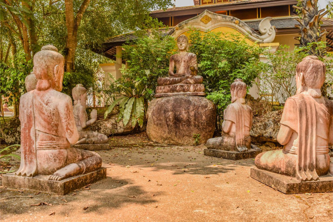 Seit Buddhas Zeiten gibt es die Vipassana Meditation.