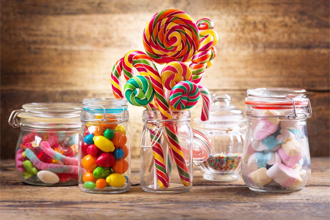 Zu viel Zucker kann vom Körper nicht mehr verstoffwechselt werden.