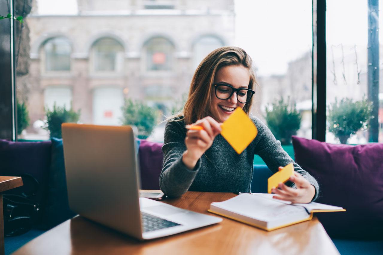 Home Office steigert die Produktivität und macht glücklicher.