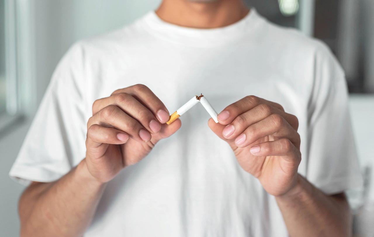 Gesundheitsprävention fängt schon bei dem Verzicht von Zigaretten an.