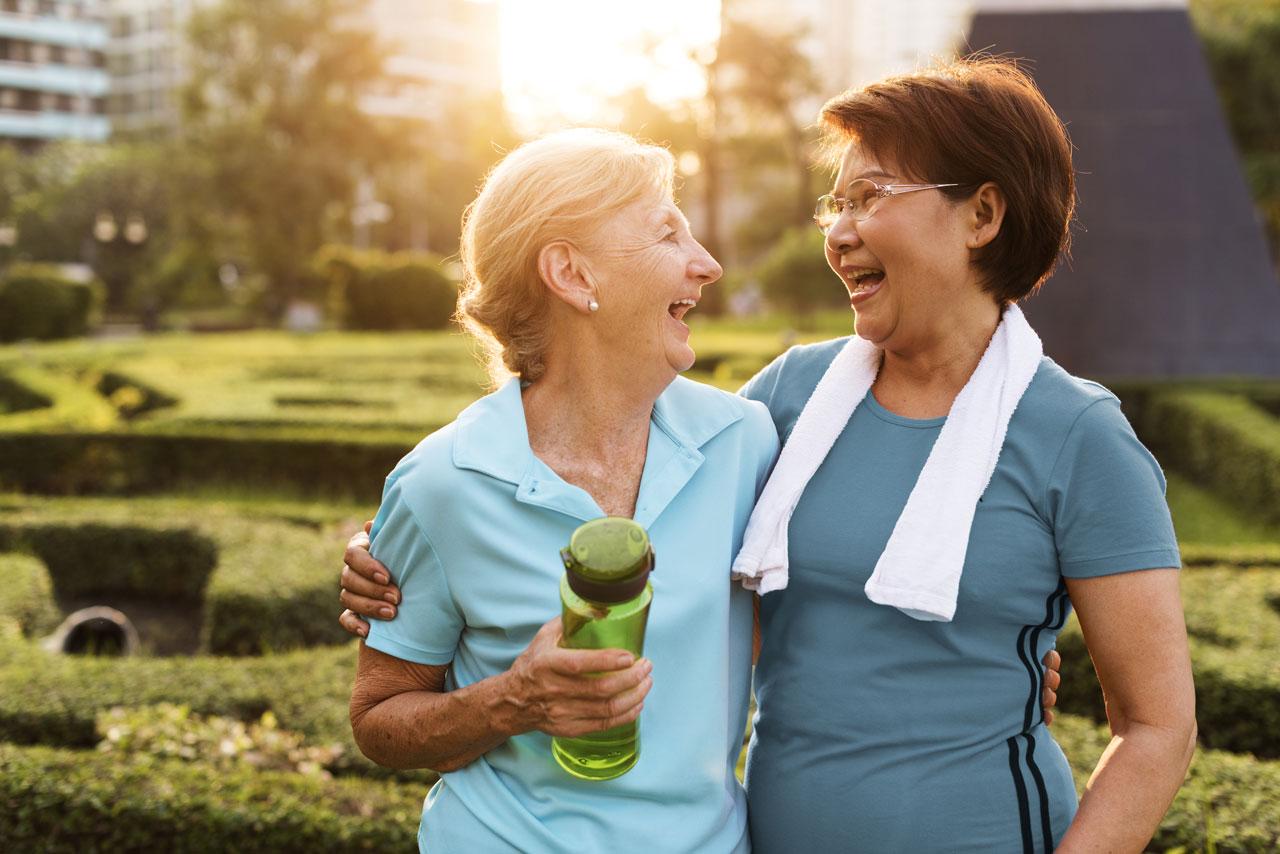 Salutogenese veranschaulicht sehr eindruckvoll eine etwas andere Herangehensweise an Gesundheit.