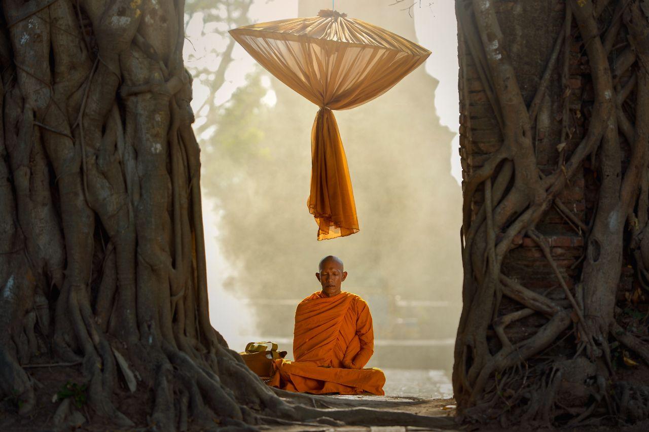 Die Vipassana Meditation eignet sich für jeden.