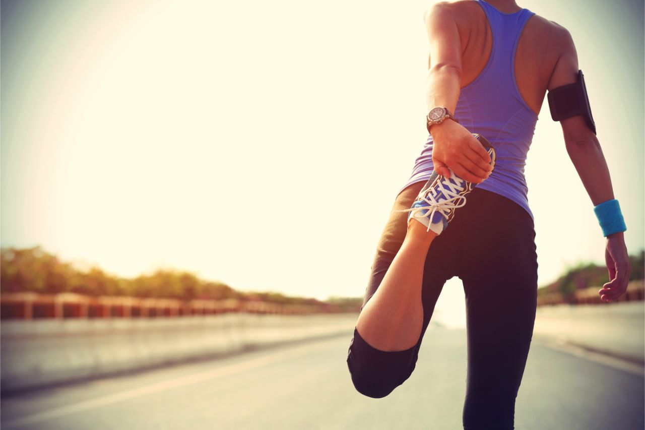 Sport hilft einer guten Work-Life-Balance.