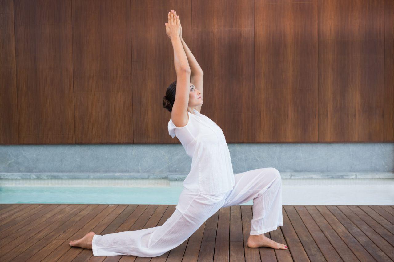 Entspannungstechniken helfen gegen Stress.