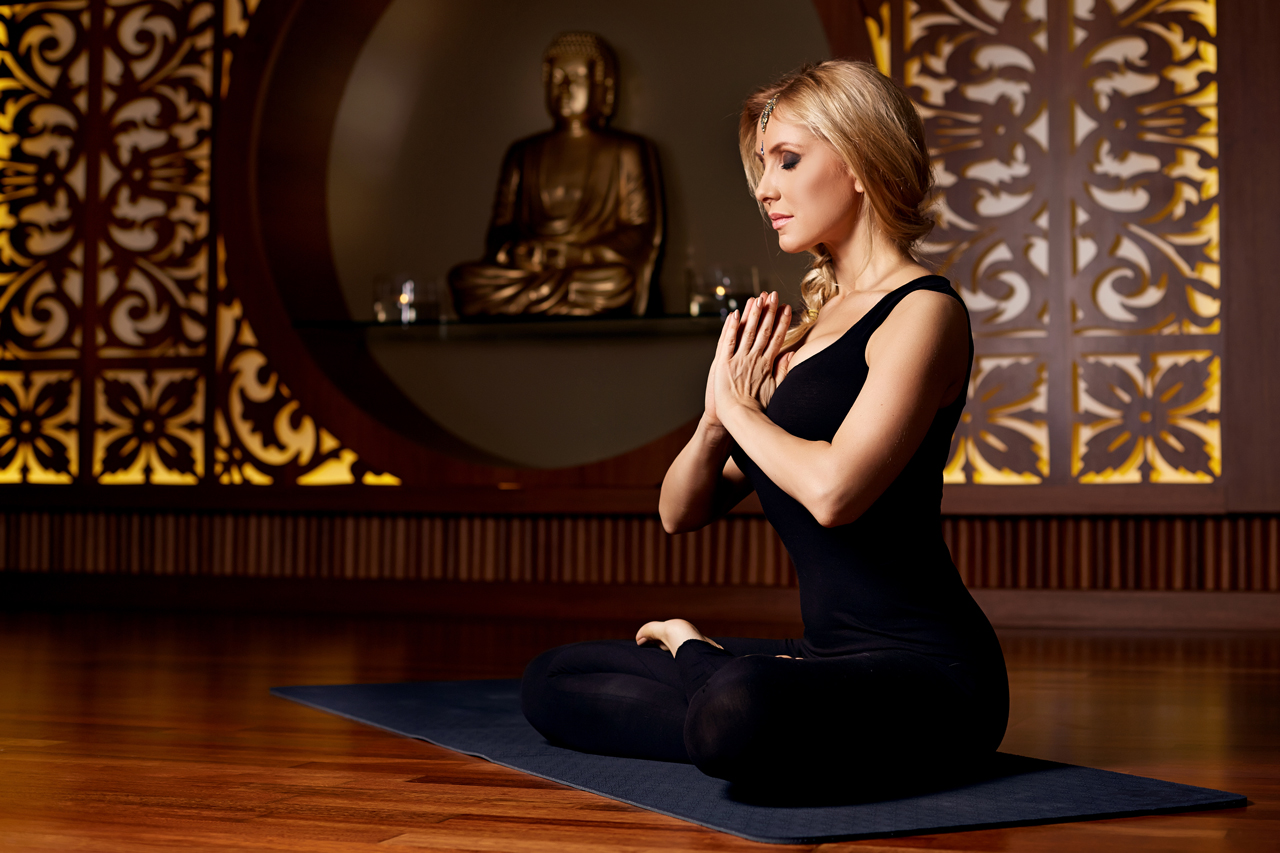 Es sollte täglich 30 Minuten meditiert werden.